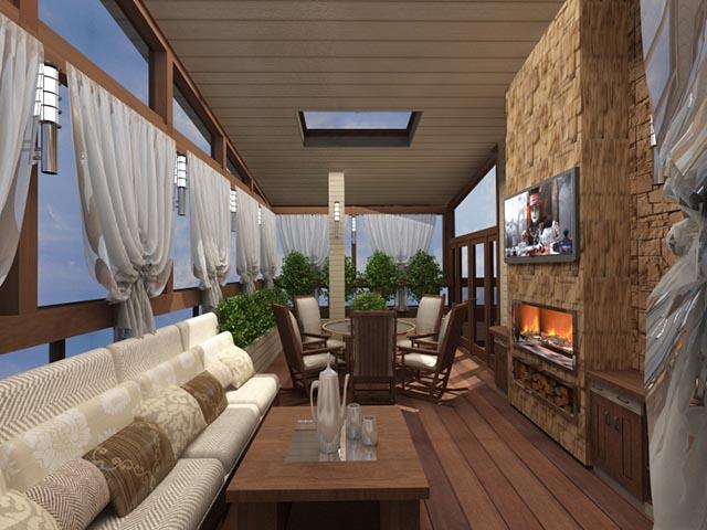 Стоимость дизайна квартиры высокого качества