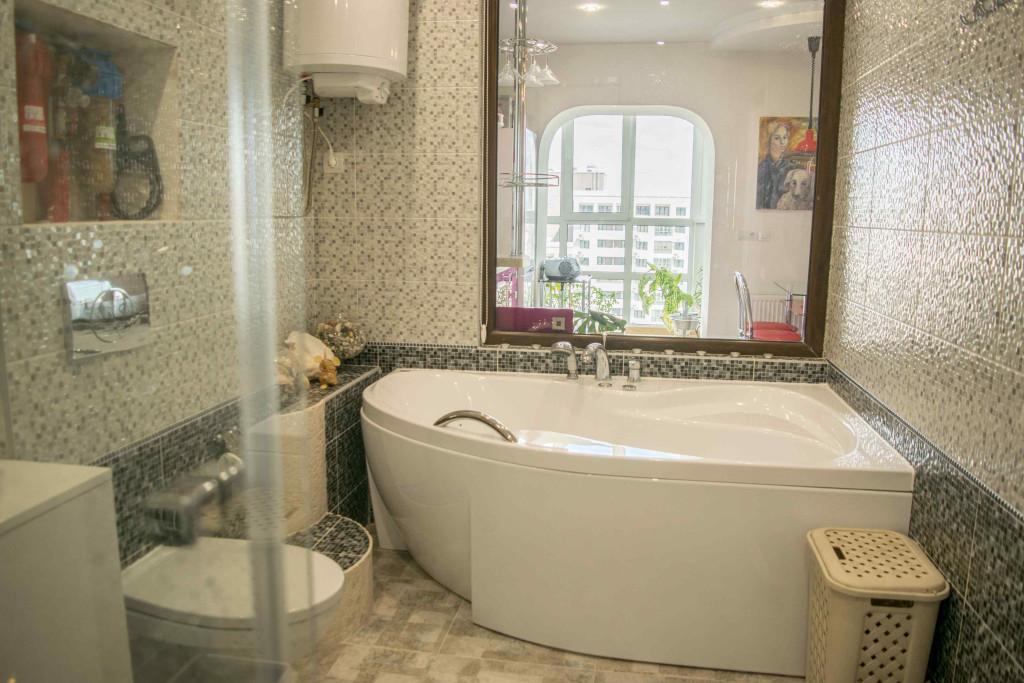 Установка акриловой ванны - виды ванн