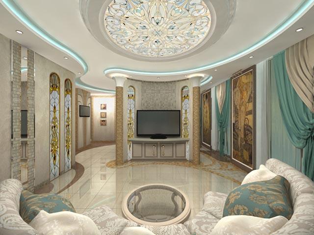 Стоимость дизайна квартиры в Киевской области