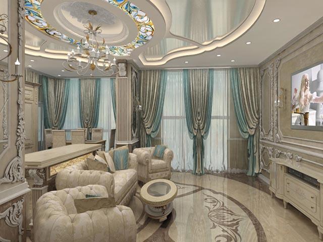 Стоимость дизайна квартиры в Киеве