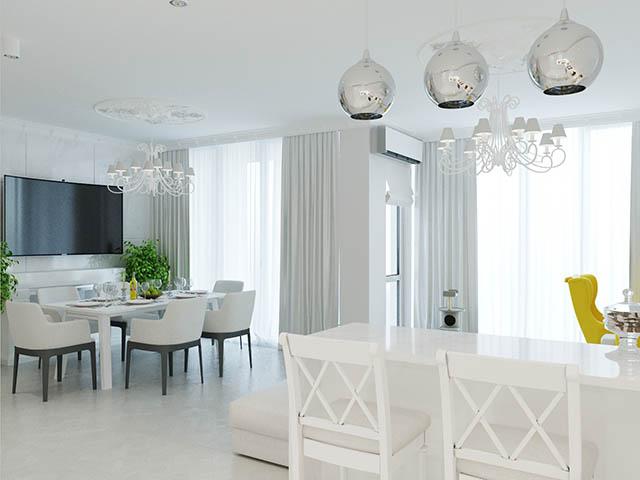 Дизайн проект квартиры от профессионалов