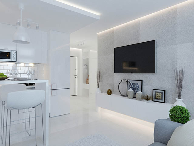 Стоимость дизайна квартиры элит