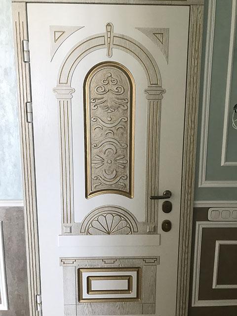 Установка металлических дверей - как выбрать