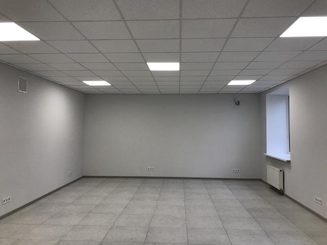 Подвесные потолки армстронг - использование