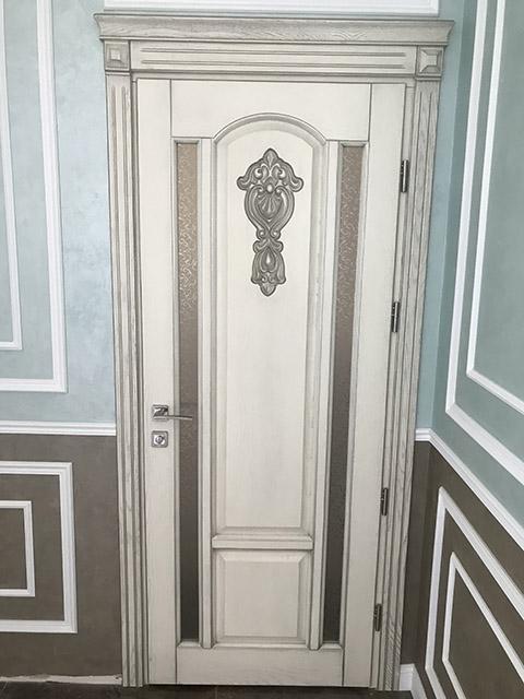 Установка межкомнатных дверей цена