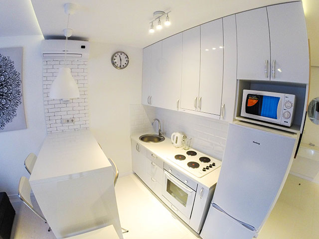 Сборка кухни под ключ - этапы монтажа