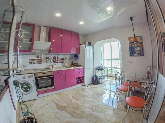 Сборка кухни под ключ - установка