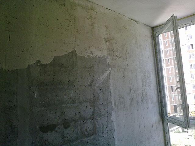 Выравнивание стен - что это такое