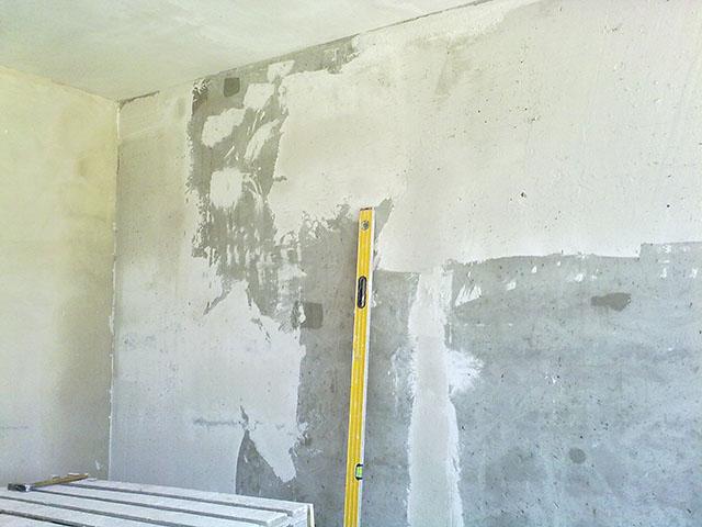 Выравнивание стен - способы