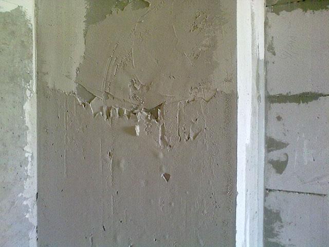 Выравнивание стен - по назначению