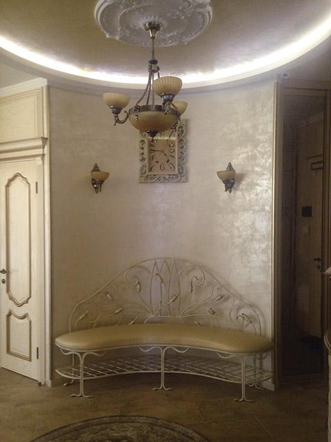 Декоративные покрытия для уютного интерьера
