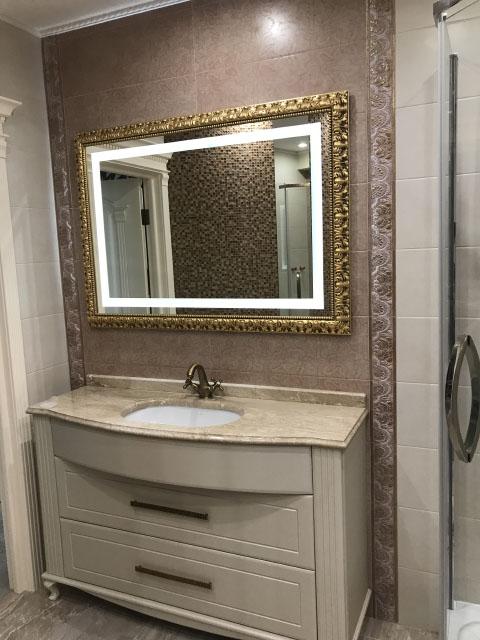 мебель в ванную под заказ - особенности