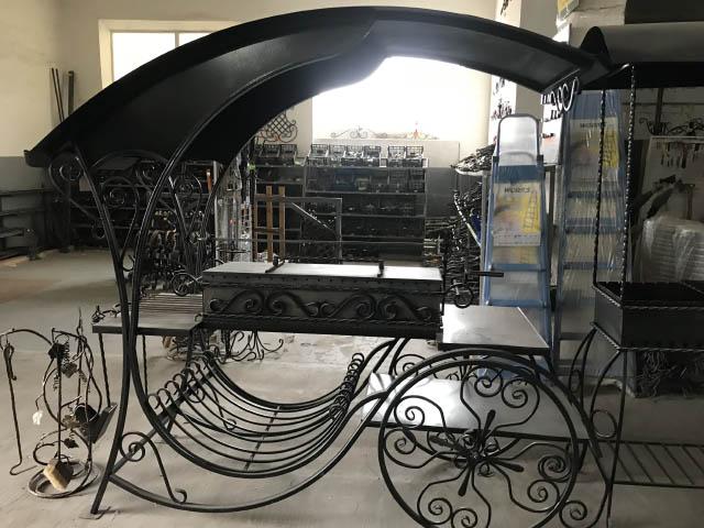 металлоконструкции - изготовление
