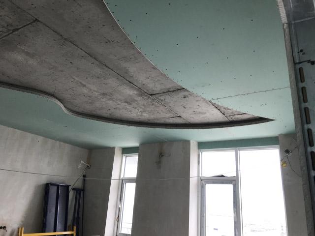 Подсветка потолка из гипсокартона - выбор освещения