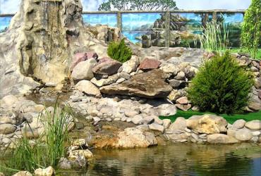 Декоративні фонтани