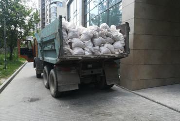 Вивіз буд-сміття