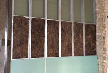 Звукоізоляція стіни з гіпсокартону